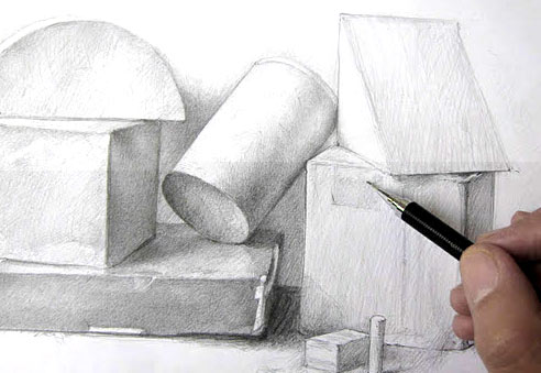 definición de volumen artes