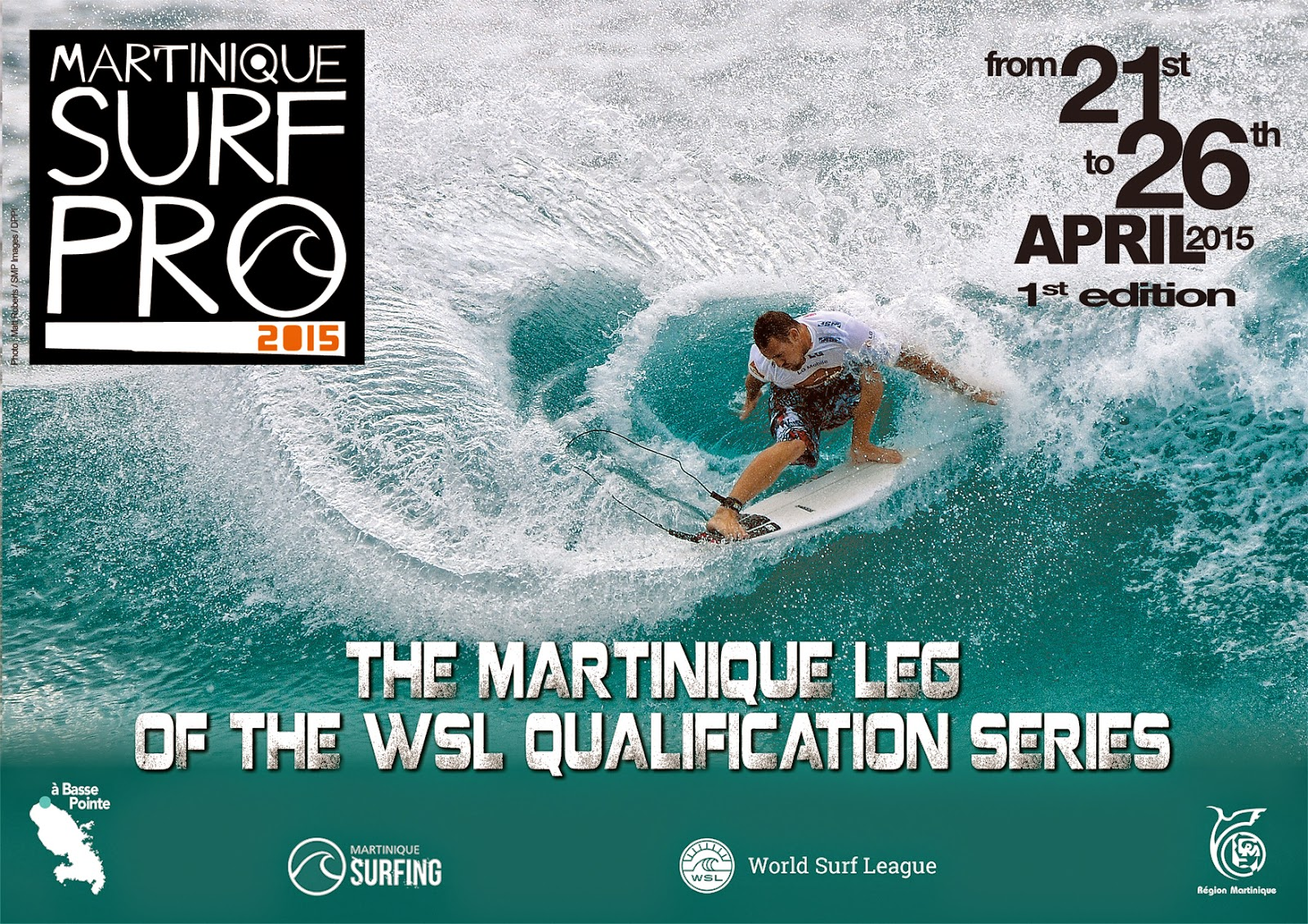 Travel 2 the Caribbean Blog: Martinique Surf Pro 2015 - Teaser Video