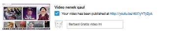 cara upload video youtube terbaru