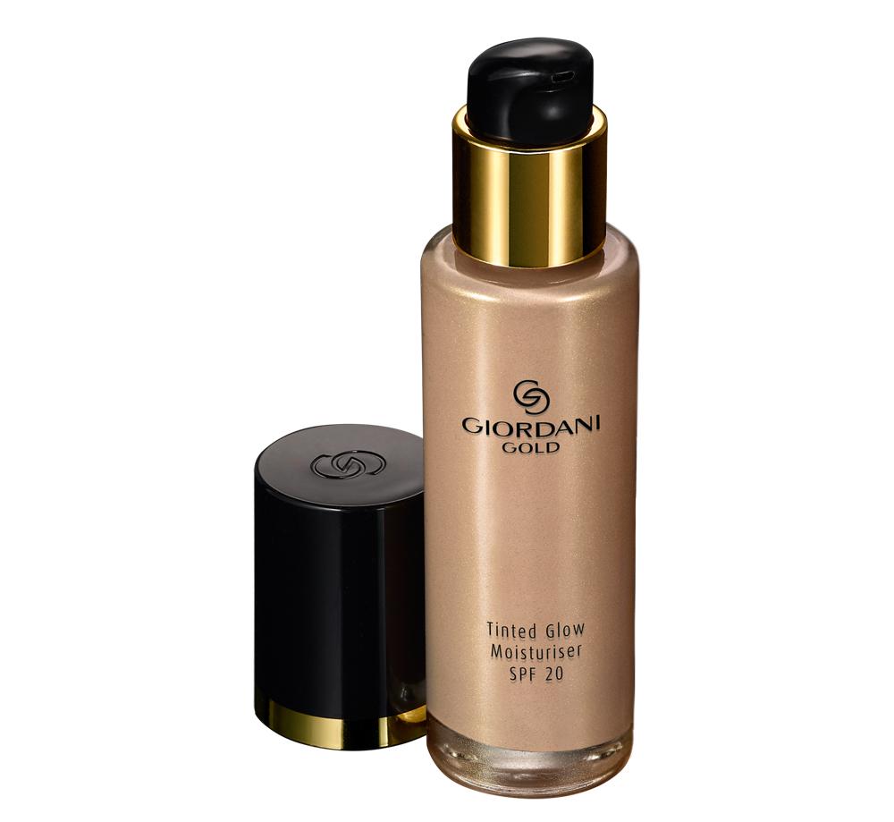 Hidratante com Cor SPF 20 Giordani Gold da Oriflame