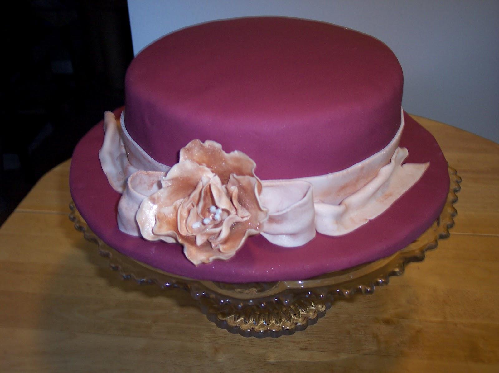 Cat In The Hat Birthday Cake Designs