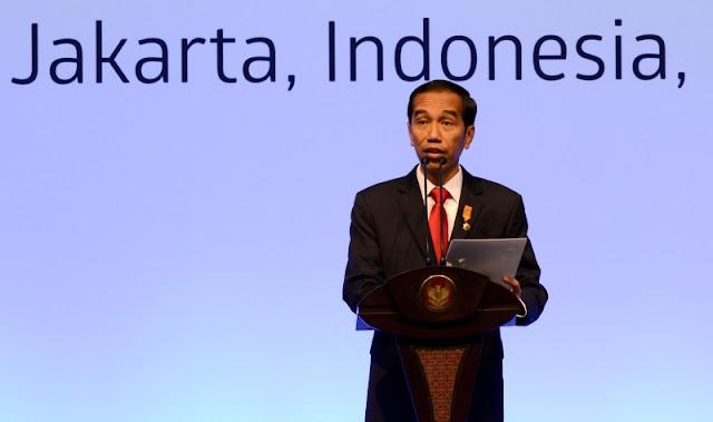 Jokowi: Yang Tidak Setuju Perppu Ormas, Silahkan Tempuh Jalur Hukum