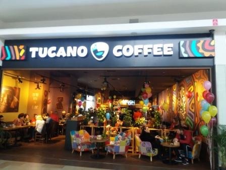 Tucano Coffee Philippines Grand Opening