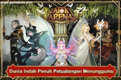 AFK Arena MOD APK+DATA