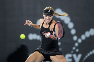 Angelique Kerber at 2019 Sydney International Tennis
