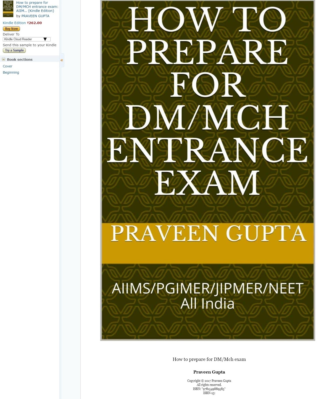 Cardiology window: How to prepare for DM/MCH entrance exam
