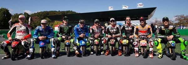 daftar pembalap dan tim motogp 2016
