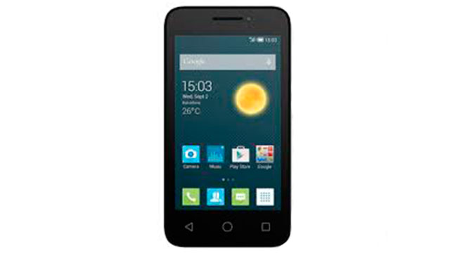 firmware - rom stock Alcatel OT Pixi 3 (4) 4013x