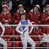 Animadoras norcoreanas se roban el show en juegos olímpicos de invierno