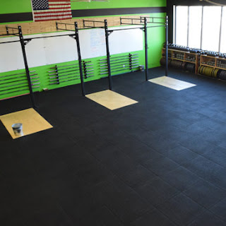 Greatmats sound reduction CrossFit flooring CrossFit Duluth