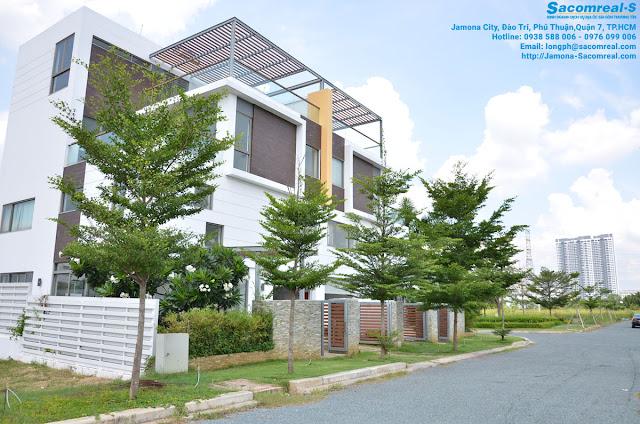 Hình ảnh dự án Jamona City - Sacomreal