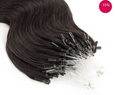 100s 1g/s Body Wavy Micro Loop Hair Extensions -Price:$72.24