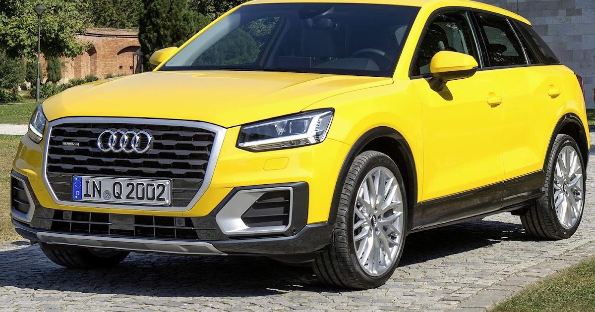 Novo Audi Q2 é Ouro no German Design Award 2017