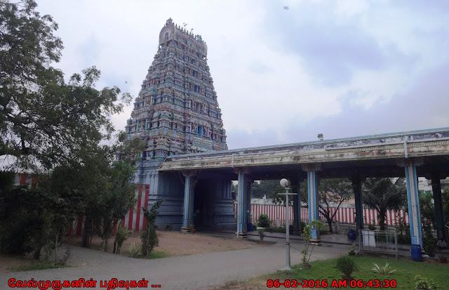 Chennai Thiruvanmiyur Marundeeswarar Temple