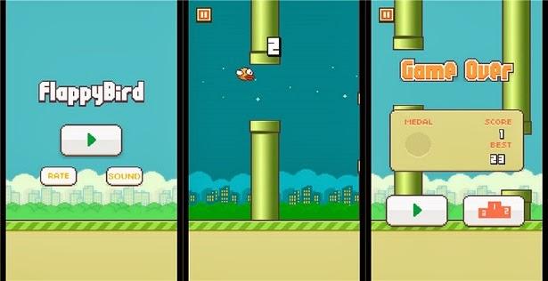 2048 follows the legacy of Flappy Bird