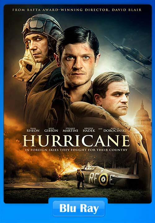 Hurricane 2018 720p BRRip x264 | 480p 300MB | 100MB HEVC