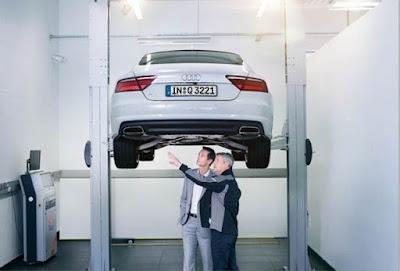 Δωρεάν Εαρινός Έλεγχος Audi Top Service