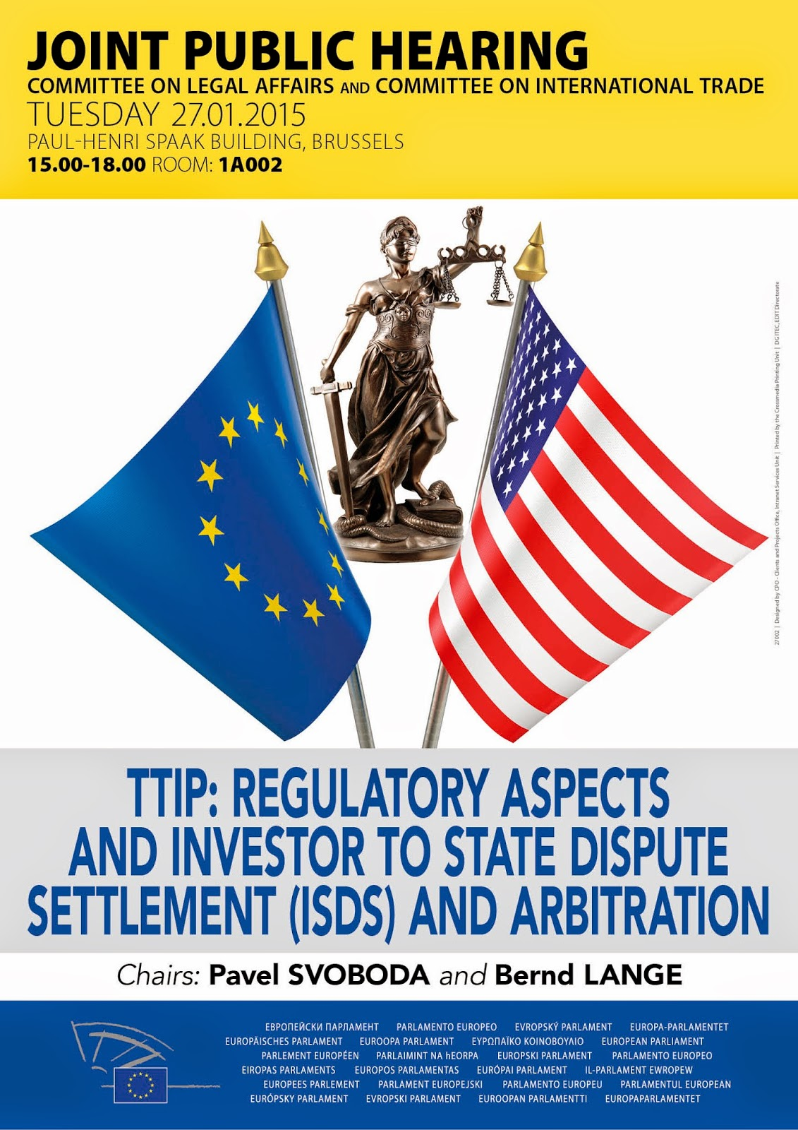 TRANSATLANTIC TRADE AND INVESTMENT PARTNERSHIP (TTIP): REGULATORY ASPECTS