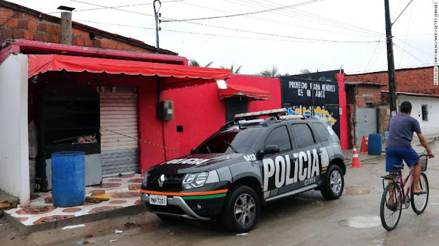 Federal Police Intelligence Get Authorized to Enter Ceará