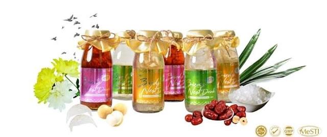 Forever Dewi HQ mencari ejen dan Dropship untuk Minuman Sarang Burung