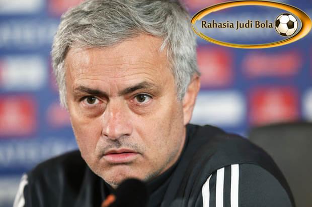 Jose Mourinho_Rahasia Judi Bola