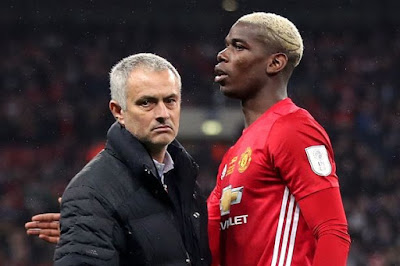 Paul Pogba Will Leave Manchester United Under One Condition - Jose Mourinho