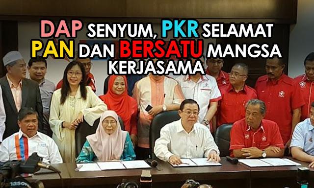 DAP Kuasa Pemutus Bentuk Logo Dan Siapa Calon PM