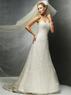Anastasia Wedding Dress