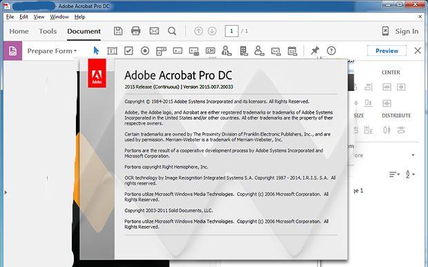 Adobe Acrobat Reader Pro DC 15.017.20053 Crack Serial & Key ...