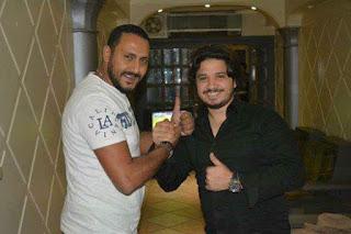 مصطفي حجاج عن هاني محروس: اخويا وحبيبي اللي واقف معايا