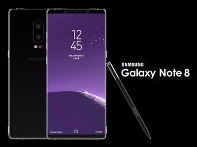 Samsung Galaxy Note 8 Use Different Android Version?