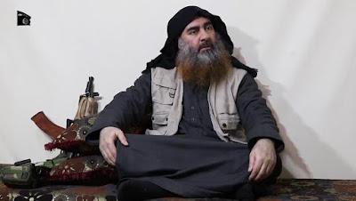 مقتل ابو بكر البغدادى, زعيم داعش, غارة امريكية, دونالد ترامب, يلقى كلمة,