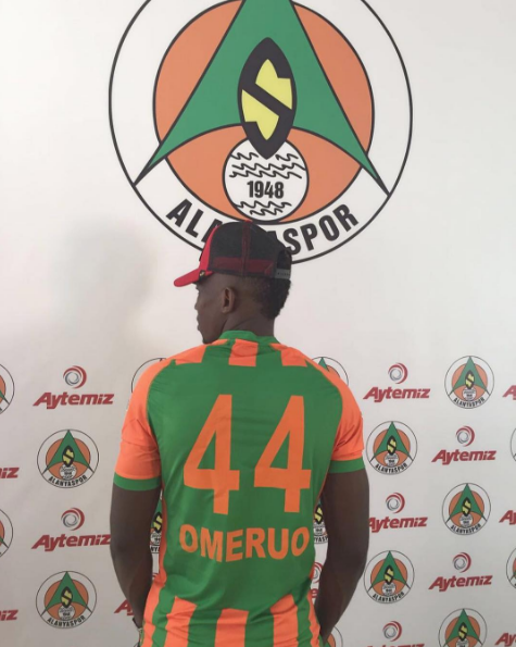 Omeruo leaves Chelsea, Joins Alanyaspor