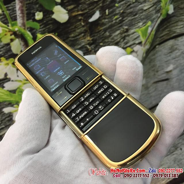Nơi Chuyên Mua Bán Nokia 8800 arte gold black giá chỉ 3,5tr máy cực chất tại  đường chùa nhân mỹ