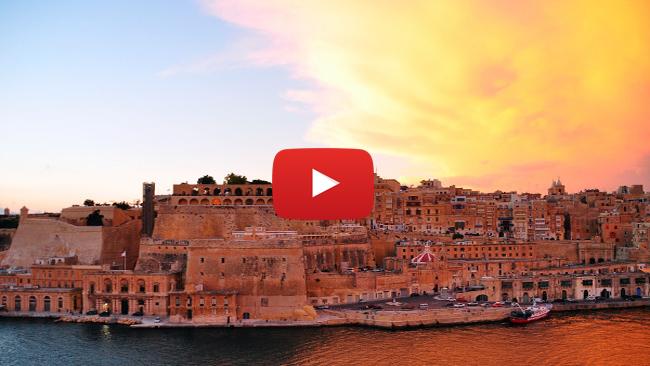 ► Vídeos espectaculares/curiosos: Costa Favolosa zarpando de Malta