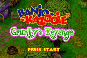 Banjo Kazooie Gruntys Revenge Gba Rom Download Game Ps1