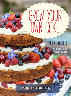 Grow Your Own Cake book cover