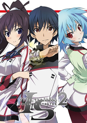 IS: Infinite Stratos 2 [12/12] [HD] [MEGA]
