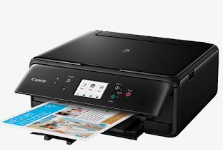 linked amongst a wisely footling chip of arising from  Canon PIXMA TS6170 Driver Download