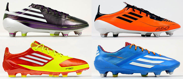 uk availability 90a29 72417 Adidas Discontinues F50 Adizero Boots