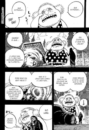 One Piece Mangá 866