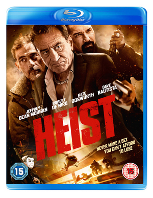 Heist 2015 Dual Audio 720p BRRip 500mb HEVC x265