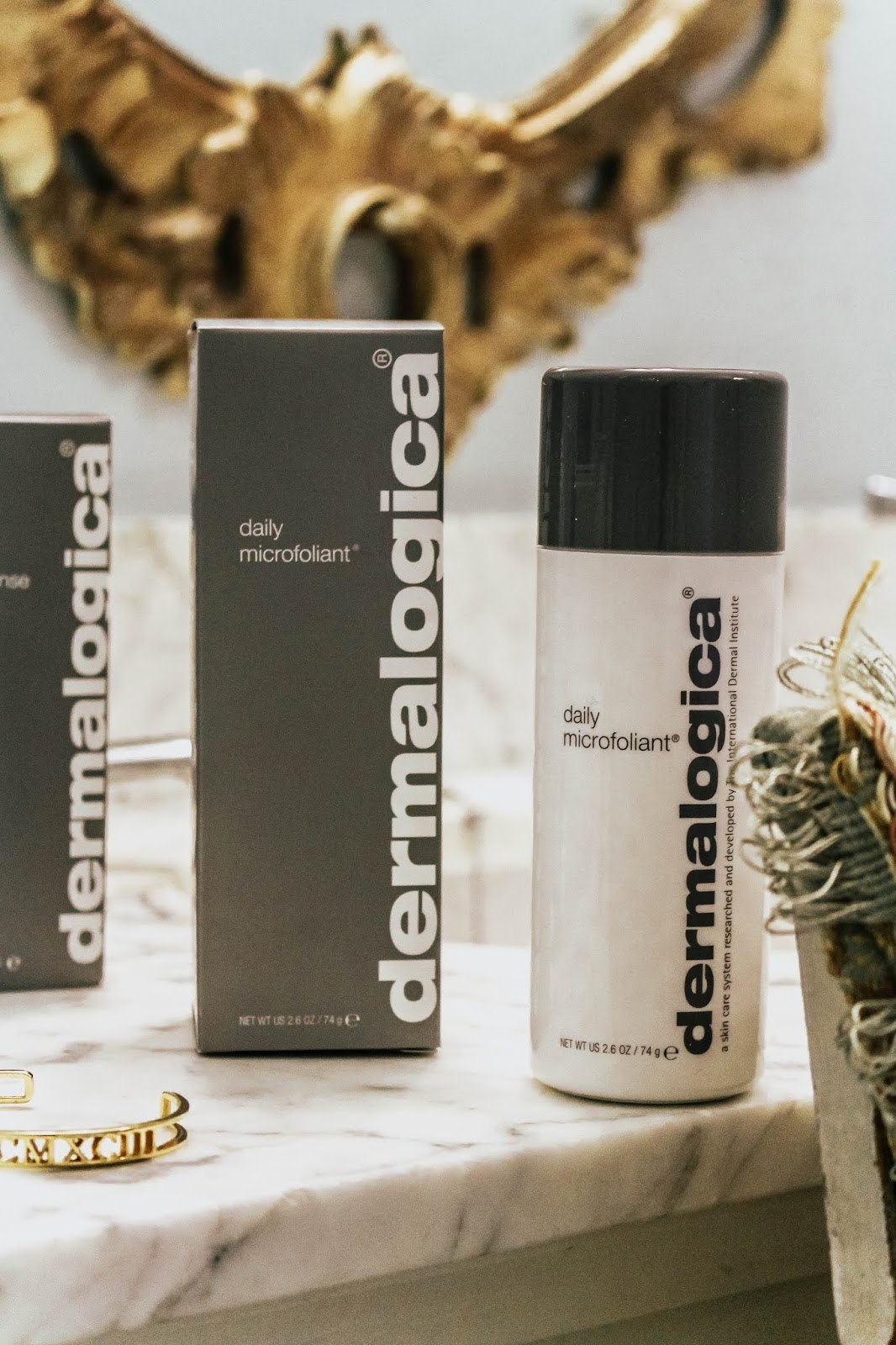 Dermalogica Daily Microfoliant Blog Review