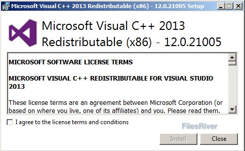 microsoft vc redist package free download