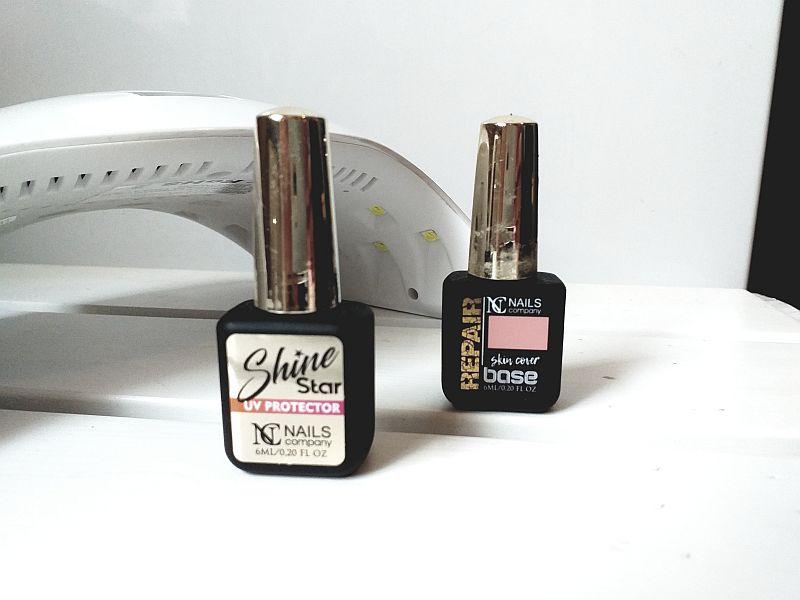 Przedłużanie paznokci bazą Repair | NC Nails Company
