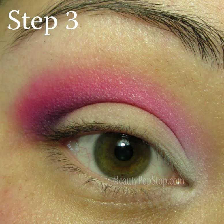 valentine's day makeup tutorial using sugarpill tako