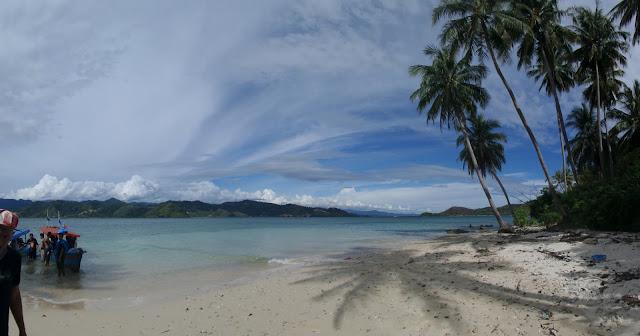 Pulau Seronjong Gadang Objek Wisata Sumatera Barat