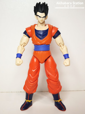Review de las Dragon Stars Series vol.5 y 6; Jiren, SS Cabba, SSBlue Vegetto, Golden Frieza, Mystic Gohan, SSBlue Son G y SS Berserker Kale de Dragon Ball Super - Bandai