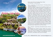 Medan Lake Toba Tour Package 2Days 1Night