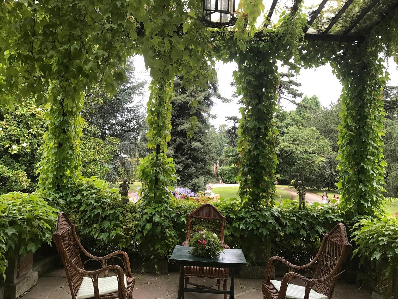 La mirada actual boda de carmen de or ol y sp nola y for Pizza jardin marcelo spinola